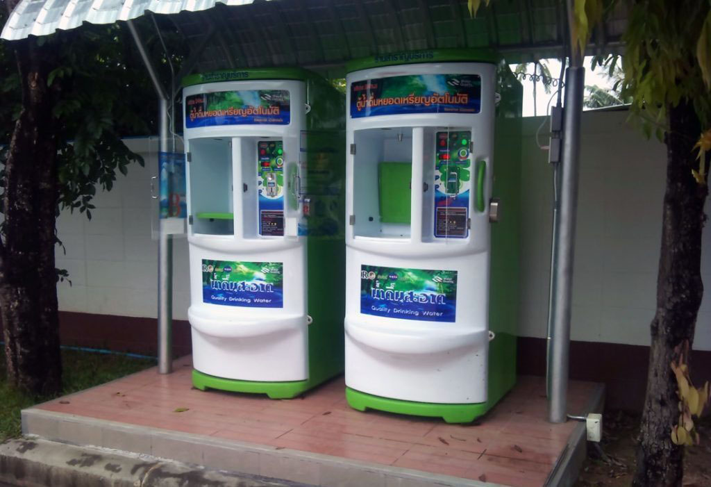 Water dispensers in Thailand fail quality tests